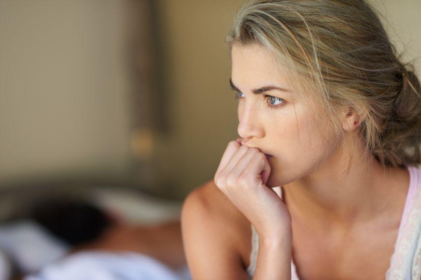 Страх и тревога в близких отношениях