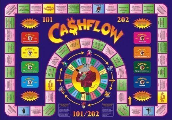 игра крысиные бега cashflow на русском скачать